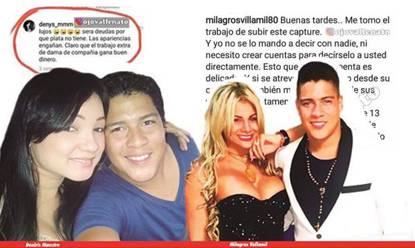 Fuerte pelea entre esposa y ex-esposa de 'Rafa' Pérez