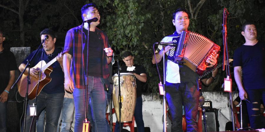 Homenaje Al Vallenato Conquistando.