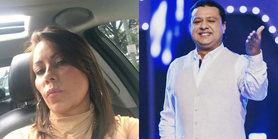 Rafael Santos le embolató camioneta a última esposa de Diomedes Díaz