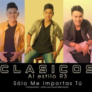 """Agrupación vallenata R3 presenta """"solo me importas tú"""", interpretado a su estilo"""