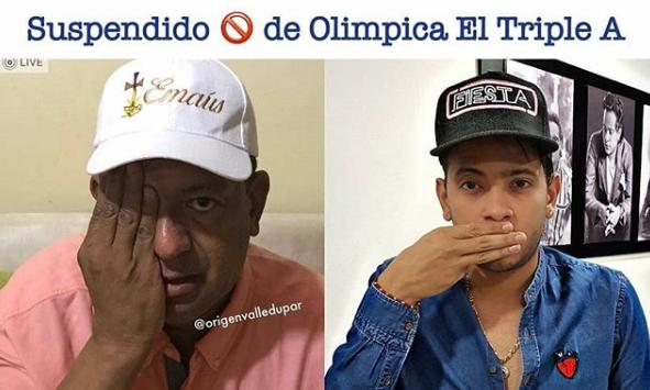 Suspenden a locutor que insultó canción de Orlando Liñán