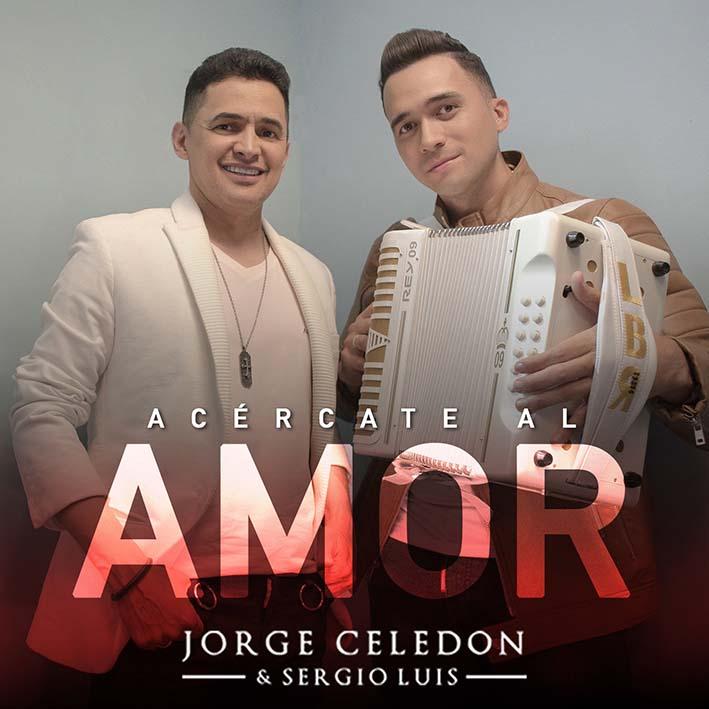 Jorge Celedón presenta su nueva canción 'Acércate al amor'