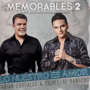 Descarga lo nuestro es amor – lo nuevo de Silvestre Dangond y Fabian Corrales