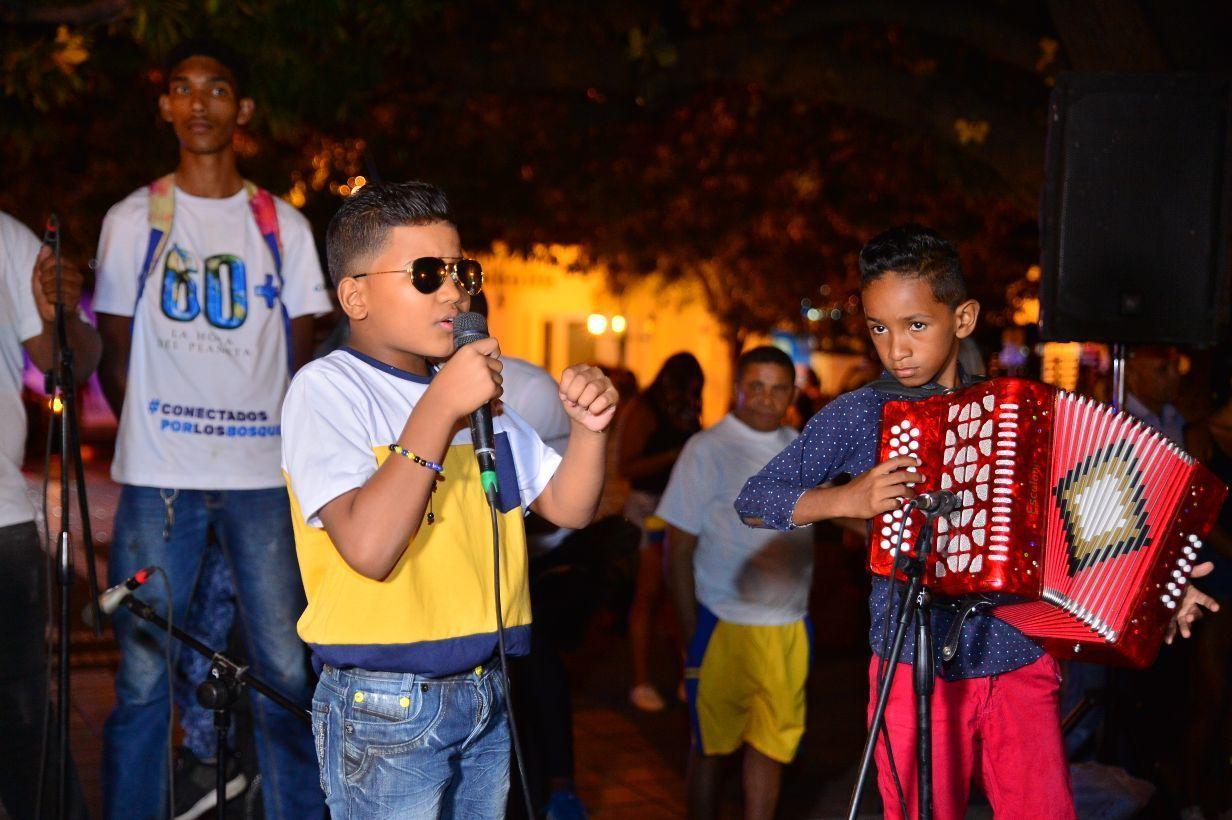 Fines de semana musicales en la plaza Alfonso López