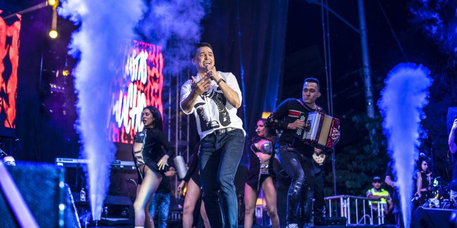 Jorge Celedón, el vallenato más exitoso en Ecuador