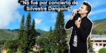 Tala de árboles En Betulia no se habría dado por concierto de Silvestre Dangond