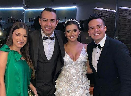 diego daza se casó en Barranquilla