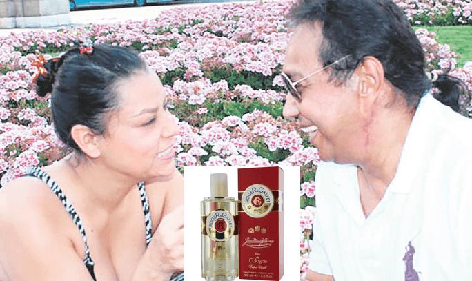 El perfume que usó Diomedes Díaz hasta el último día de su vida