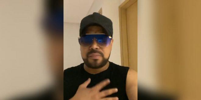 Yader Romero se pronunció sobre las polémicas imágenes