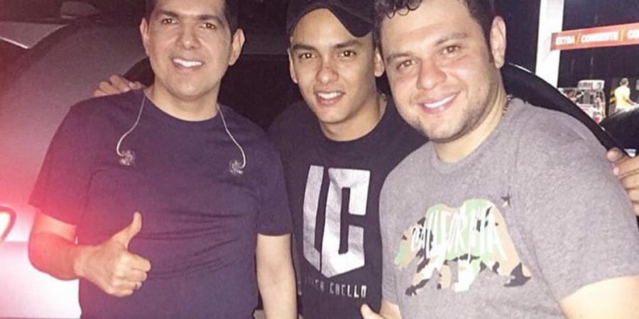 Alex Acosta el Press Manager Vallenato que se vio en peligro en Venezuela