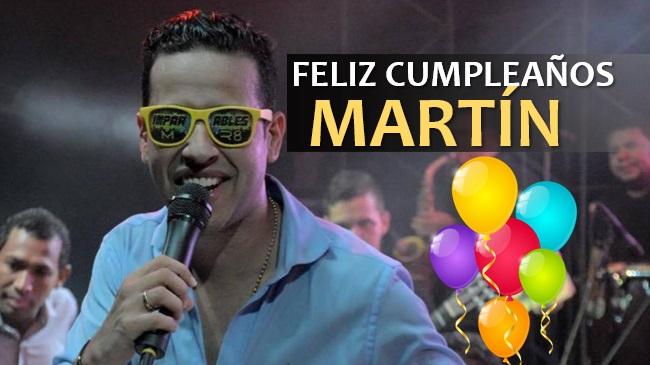 18 de Junio – Así celebró Martín su ultimo cumpleaños en vida