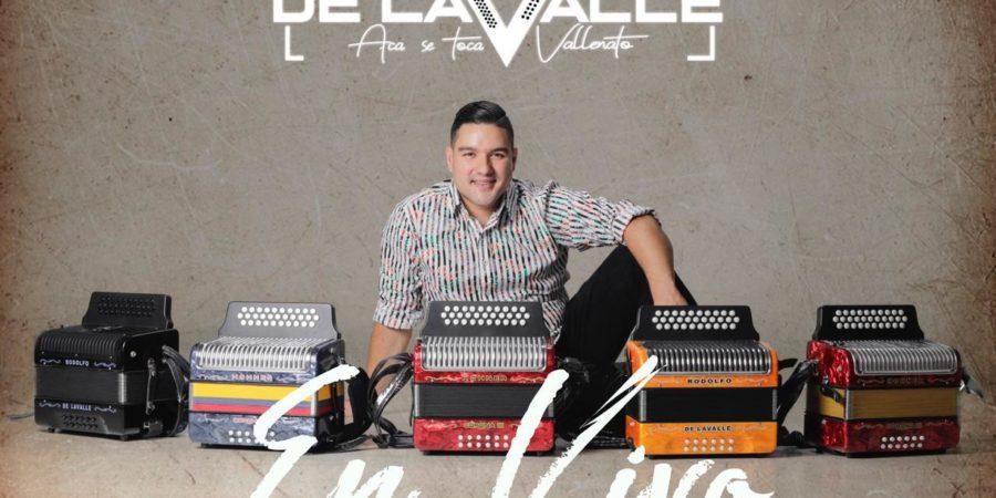 Con «Acá Se Toca Vallenato» Rodolfo De Lavalle busca rescatar el vallenato tradicional