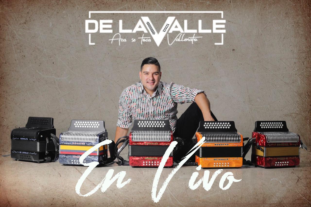"""Con """"Acá Se Toca Vallenato"""" Rodolfo De Lavalle busca rescatar el vallenato tradicional"""