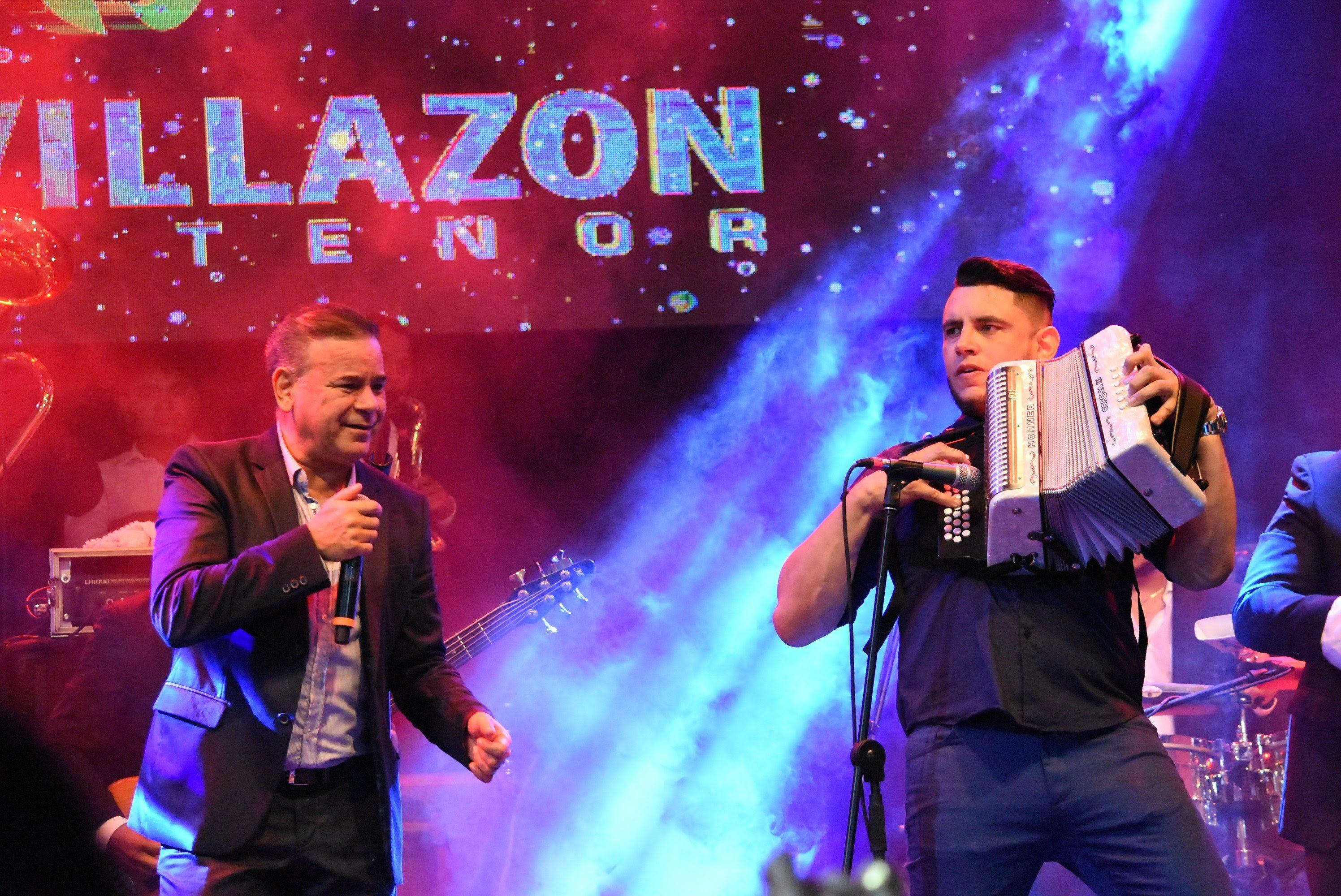 Finaliza la unión musical de Iván Villazón y Saúl Lallemand