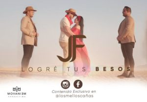 """Juan & Franklin """"Los Mellos"""" Cañas presentan """"Logré Tus Besos"""""""