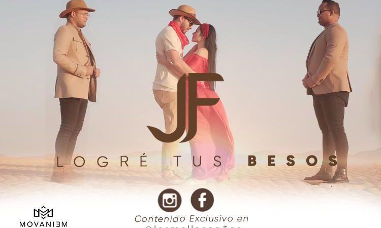 Juan & Franklin «Los Mellos» Cañas presentan «Logré Tus Besos»