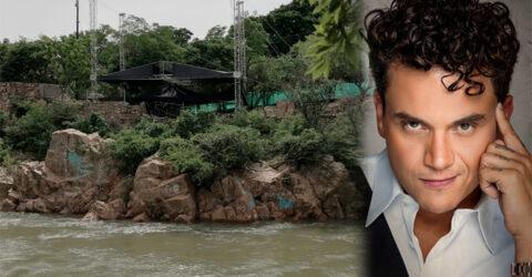 Asi van los preparativos del concierto de Silvestre Dangond en Valledupar