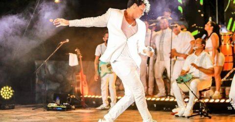 Histórico, así fue el concierto virtual de Silvestre Dangond
