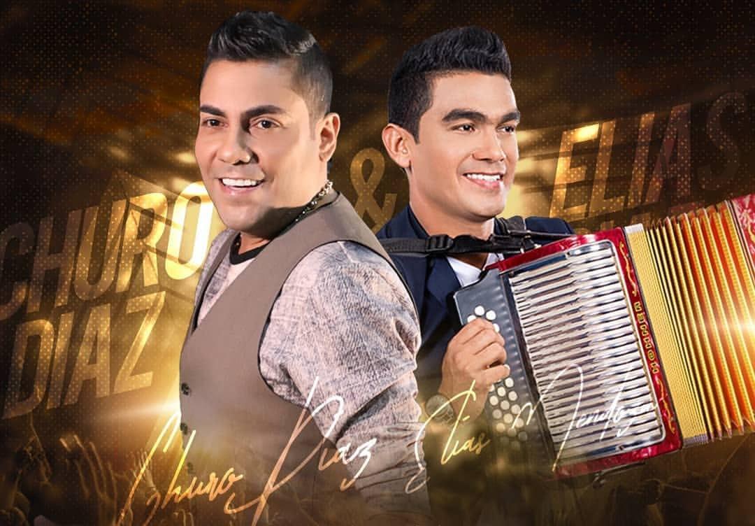 Churo Diaz oficializa lanzamiento de su nuevo CD
