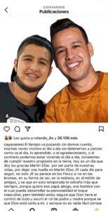 @cayavarons en instagram