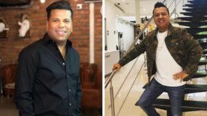 Diomedes Dionisio y Rafael Santos