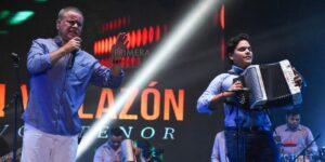 Ivan villazon y Tuto Lopez